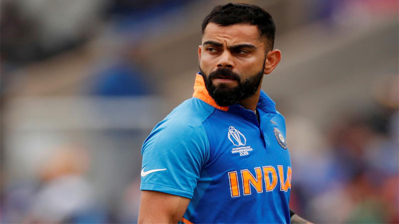 Virat Kohli is the most searched player by cricket fans