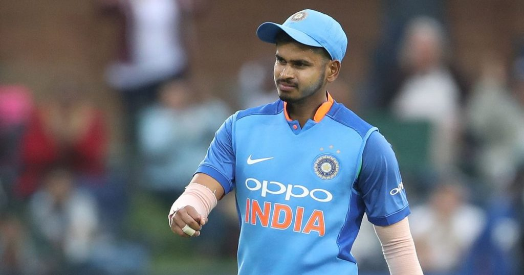 Shreyas Iyer can be the solution to our No 4 slot: MSK Prasad