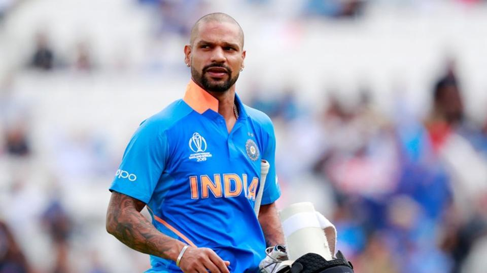Dhawan Ruled Out of ODIs vs WI: Mayank, Samson Firm favourites