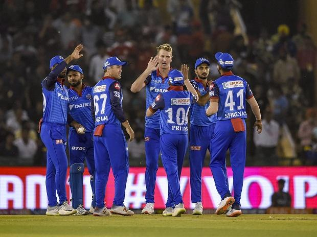 What they had at the start of the auction: Delhi Capitals