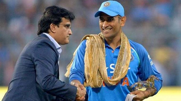 Sourav Ganguly opens up on MSD's future