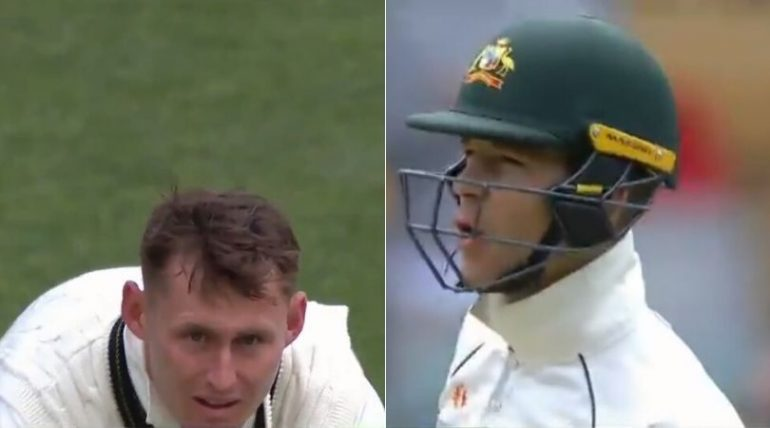 Paine-Labuschagne incident Made the day as Australia on the verge of clean sweep