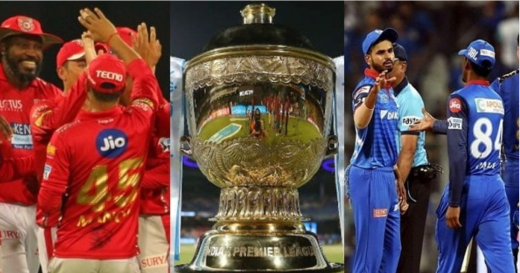 Ekana set to host IPL 2020 Matches: Capitals and Kings XI face Bidding- war