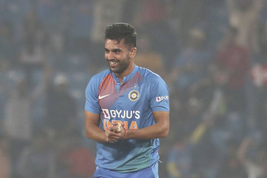 Deepak Chahar out of action till March-April: MSK Prasad