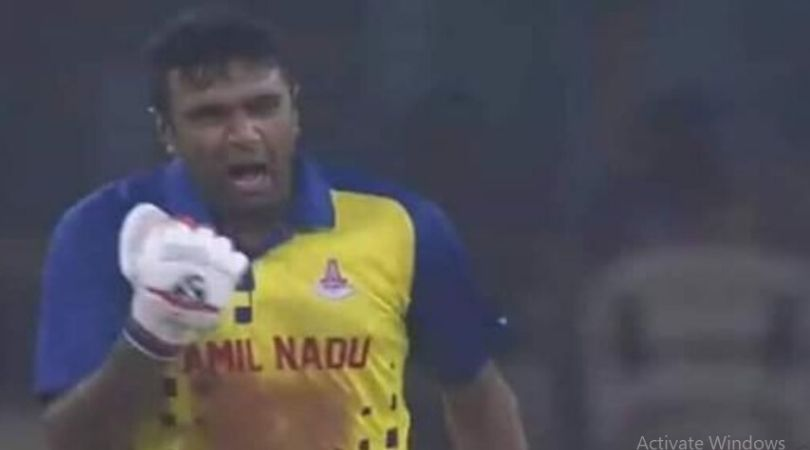 R Ashwin's Fist Pump Celebration goes viral as Tamil Nadu lose the match by 1 Run