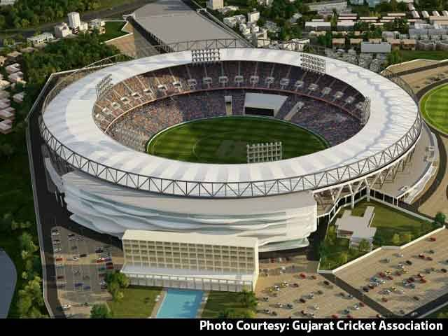 Newly Constructed Sardar Patel Stadium to host World XI vs Asia XI match: Ganguly