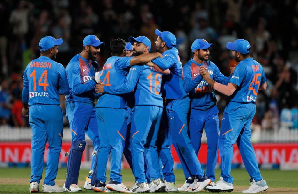 Kohli hints at couple of changes as India clinch the series in the third T20I only