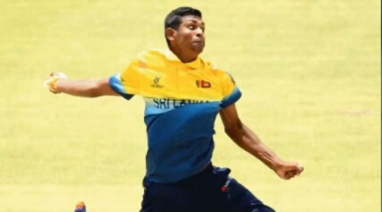 Sri Lanka's Matheesha Pathirana clocks record 108mph on Speed Gun