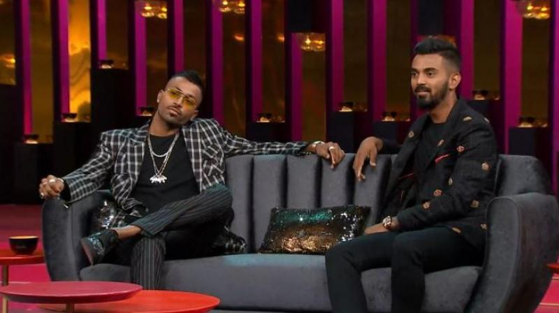Hardik opens up on Coffee with Karan Controversy