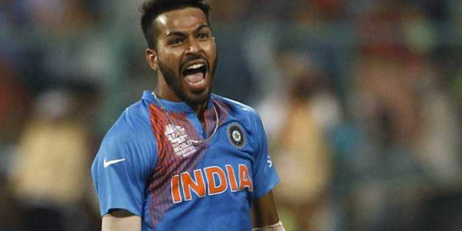 Hardik Pandya might be named in the squad for New Zealand tour