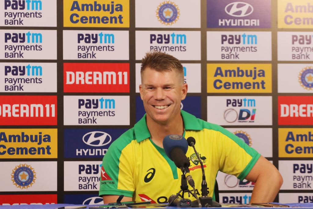 David Warner epic reply on 2023 World Cup question