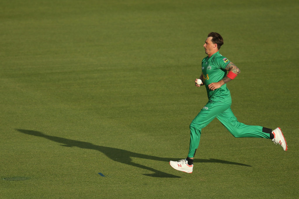 Dale Steyn chants RCB's theme song in BBL