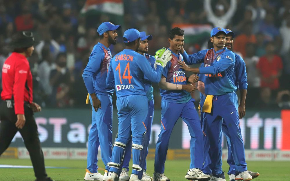 Team India squad for New Zealand T20 series announced