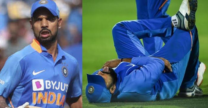 BCCI releases fitness update on Rohit and Dhawan