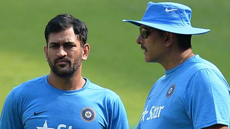 Dhoni will say 'Thank you very much' if he doesn't feel good in IPL: Shastri