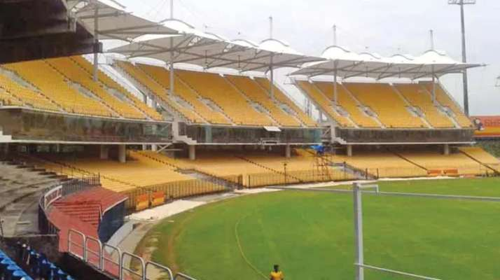 MA Chidambaram stadium's restricted stands are all set to reopen before IPL 2020