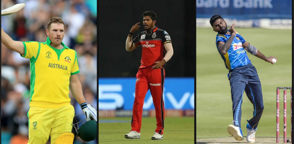 Top three watch out player of RCB in IPL 2020