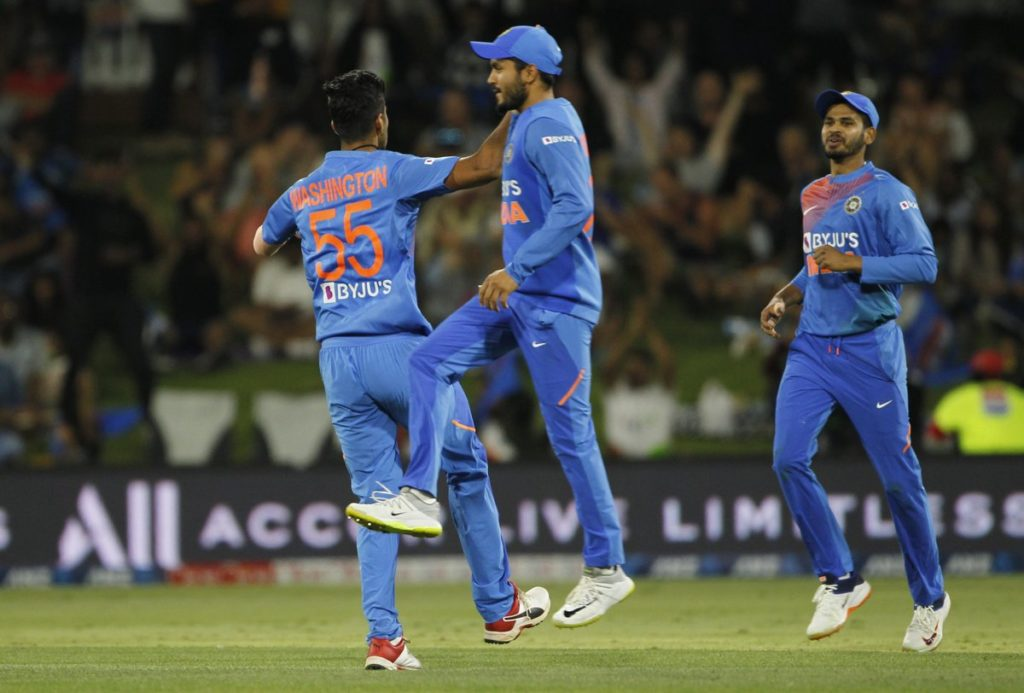 Team India fined 40% of their match fee for the slow over rate offence in the 4th T20I