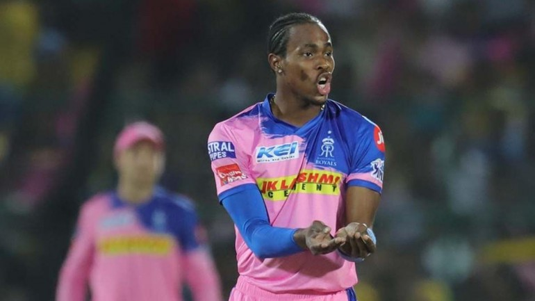 Jofra Archer Ruled Out of IPL 2020 with Elbow Fracture
