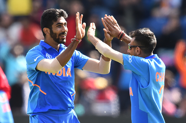 This Kid imitating Bumrah in nets rated better than Bumrah by Yuzi Chahal