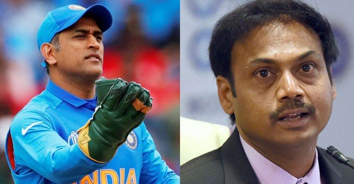 MSD will take his retirement decision himself: MSK Prasad