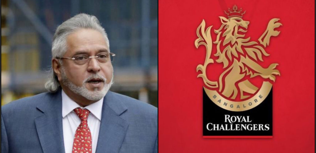 Vijay Mallya heavily trolls RCB for their sweeping changes