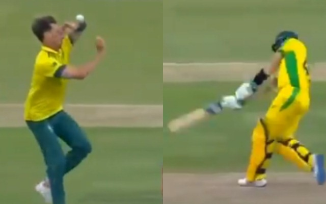 Dale Steyn's ball and the hilarious moment at Johannesburg