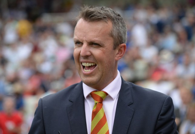 """All the other teams in the world do not want Jadeja to be playing"" Graeme Swann"