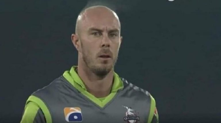 Chris Lynn's smoking head in PSL goes viral in Social Media
