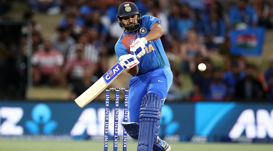 Rohit Sharma out of NZ tour with hamstring injury