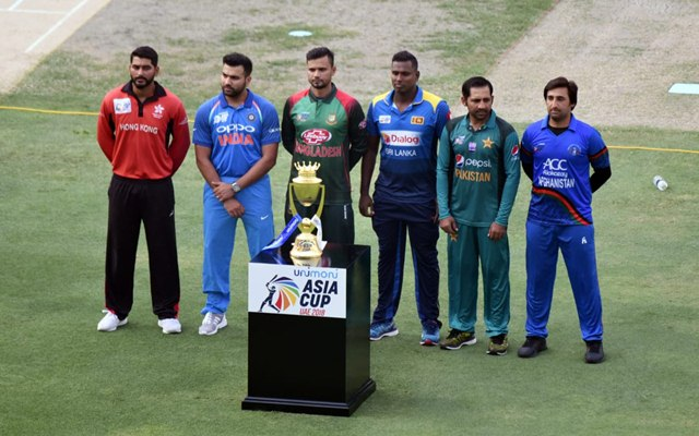 Asia Cup will be held in Dubai and both India and Pakistan will play: Ganguly
