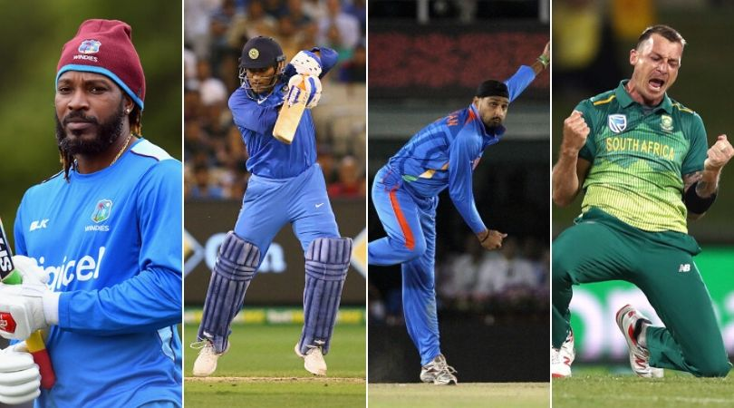 Oldest Best ODI XI of active players