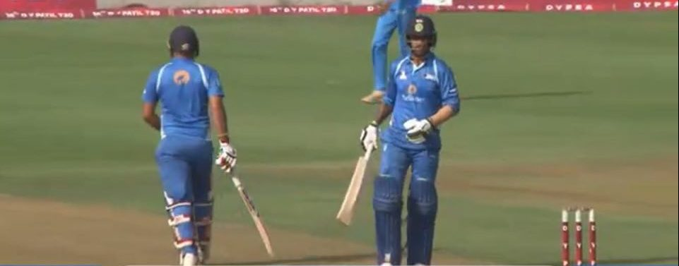 Dhawan also violates rules after Pandya as he wears team India helmet in DY Patil T20 Cup