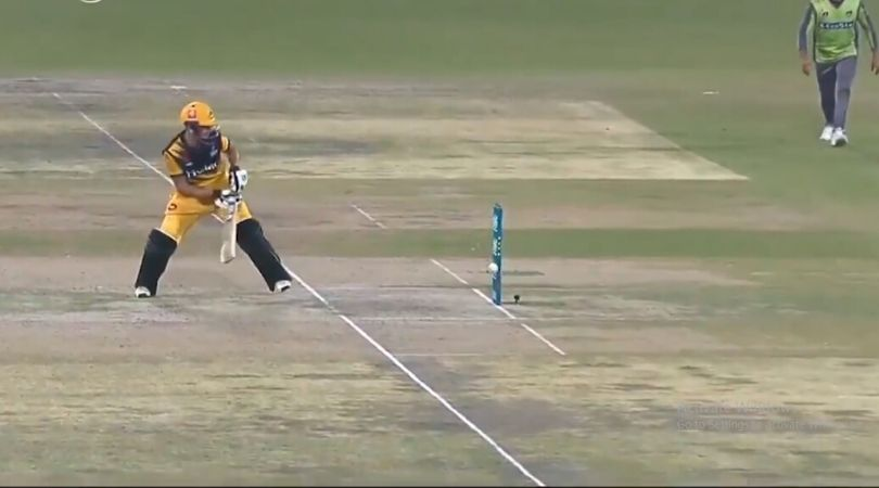 Bails again refused to fall off now in a PSL match