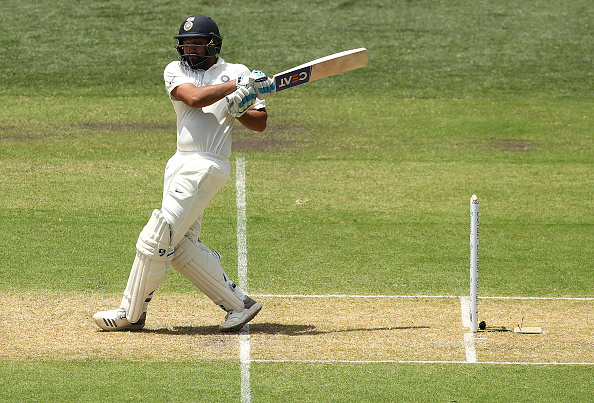 Rohit Sharma Trolls ICC over mot including him in Best Pullers list