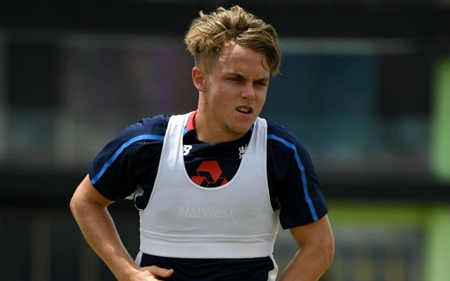 Sam Curran makes himself available for the IPL 2020