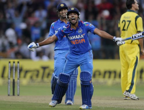 Rohit Sharma recalls the Kohli runout that paved the way for the double hundred against Australia