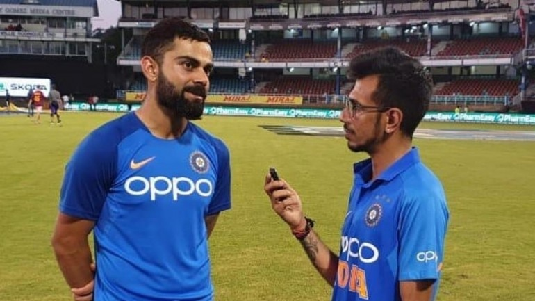 """""""Are you scared of losing No.3 spot?"""" Yuzi questions Virat"""