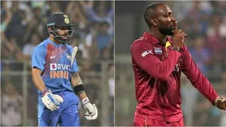 Kesrick Williams reveals minute details of the famous dual with Virat
