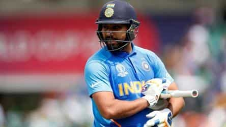 Rohit Sharma reveals his future plans in Blue