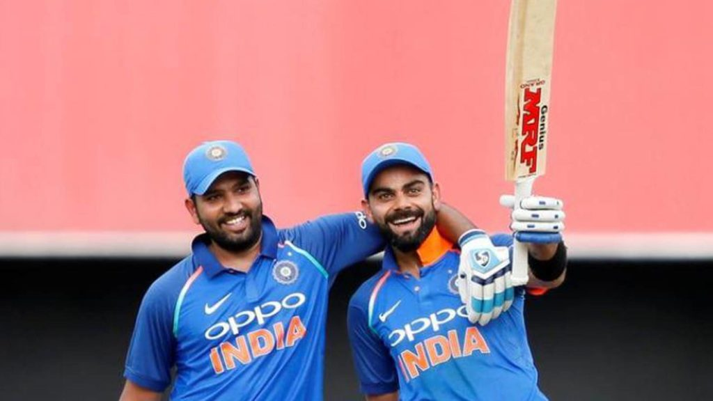 Kohli and Rohit might remain stuck as BCCI looks to start training outdoors