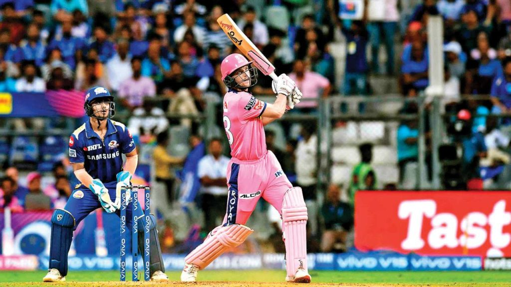 Mumbai Indians are sort of Manchester United on IPL: Jos Buttler