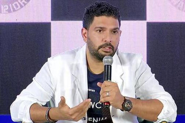 Yuvraj Singh names two Indians, who could break his fastest T20I record