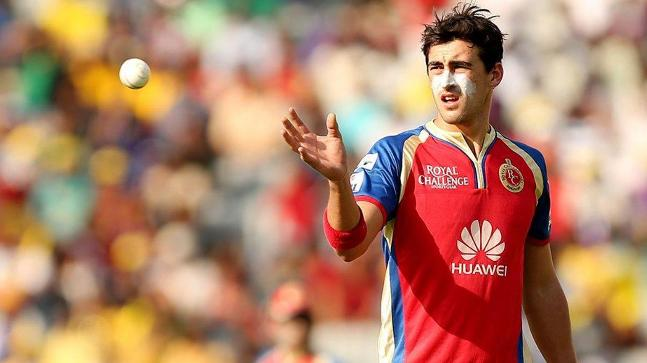 Mitchell Starc provides video clips of injury before IPL 2019 to claim insurence