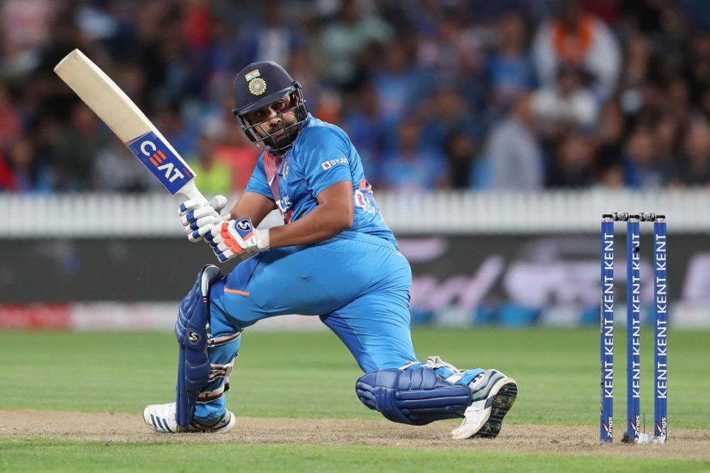 Rohit Sharma names his favourite Cricketer