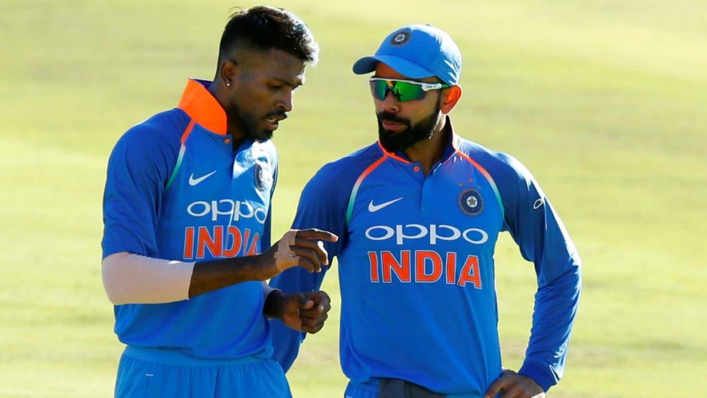 Hardik reveals the 'Mantra' behind Virat's excellence in Cricket