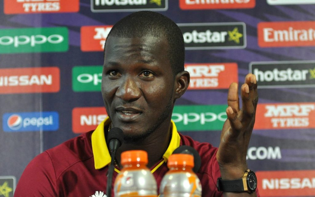 The bouncer rule was introduced to supress the rising West Indies team of 1970-80's: Sammy continues to hit back on racism in cricket