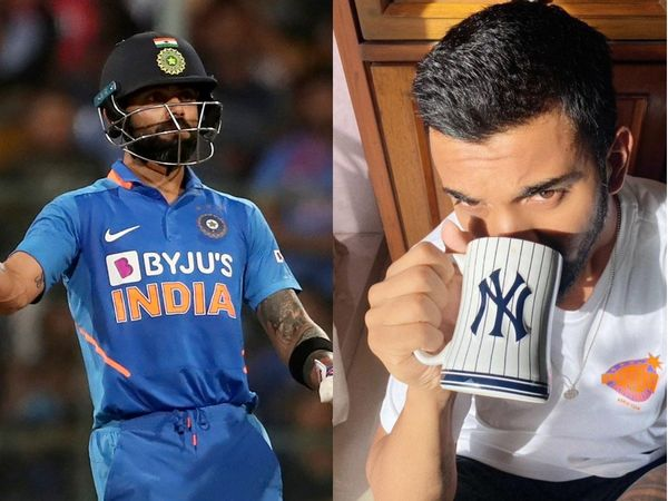 The Coffee Cup; KL Rahul and leg pulling by Kohli