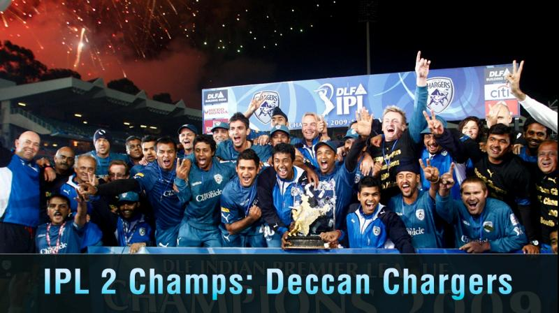 Deccan Chargers is likely to cost Rs. 4800 crore to BCCI
