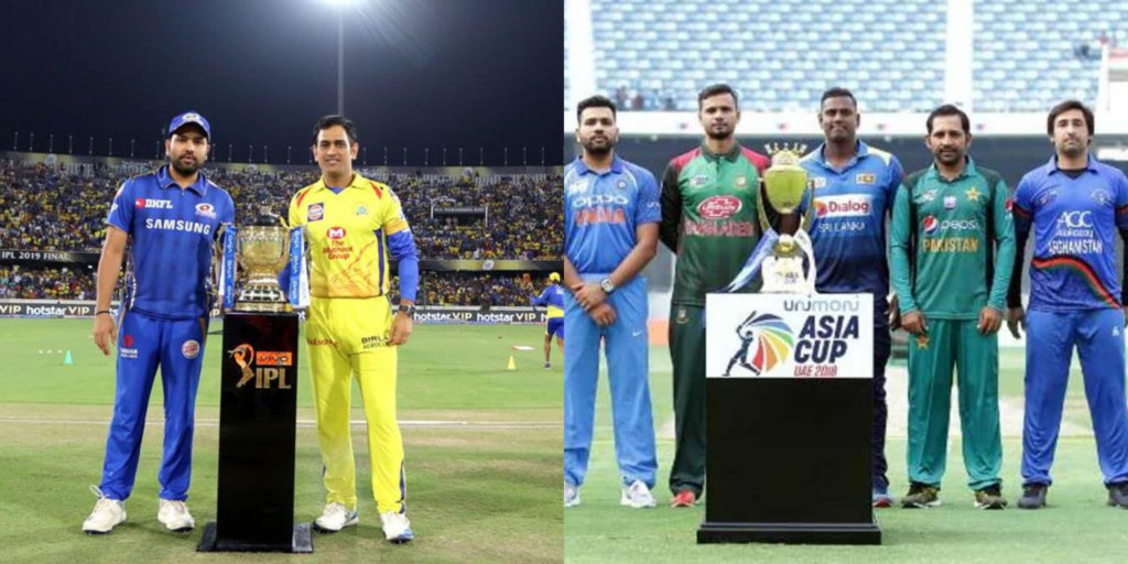 The diminishing Asia Cup hopes boosts the chances of IPL 2020